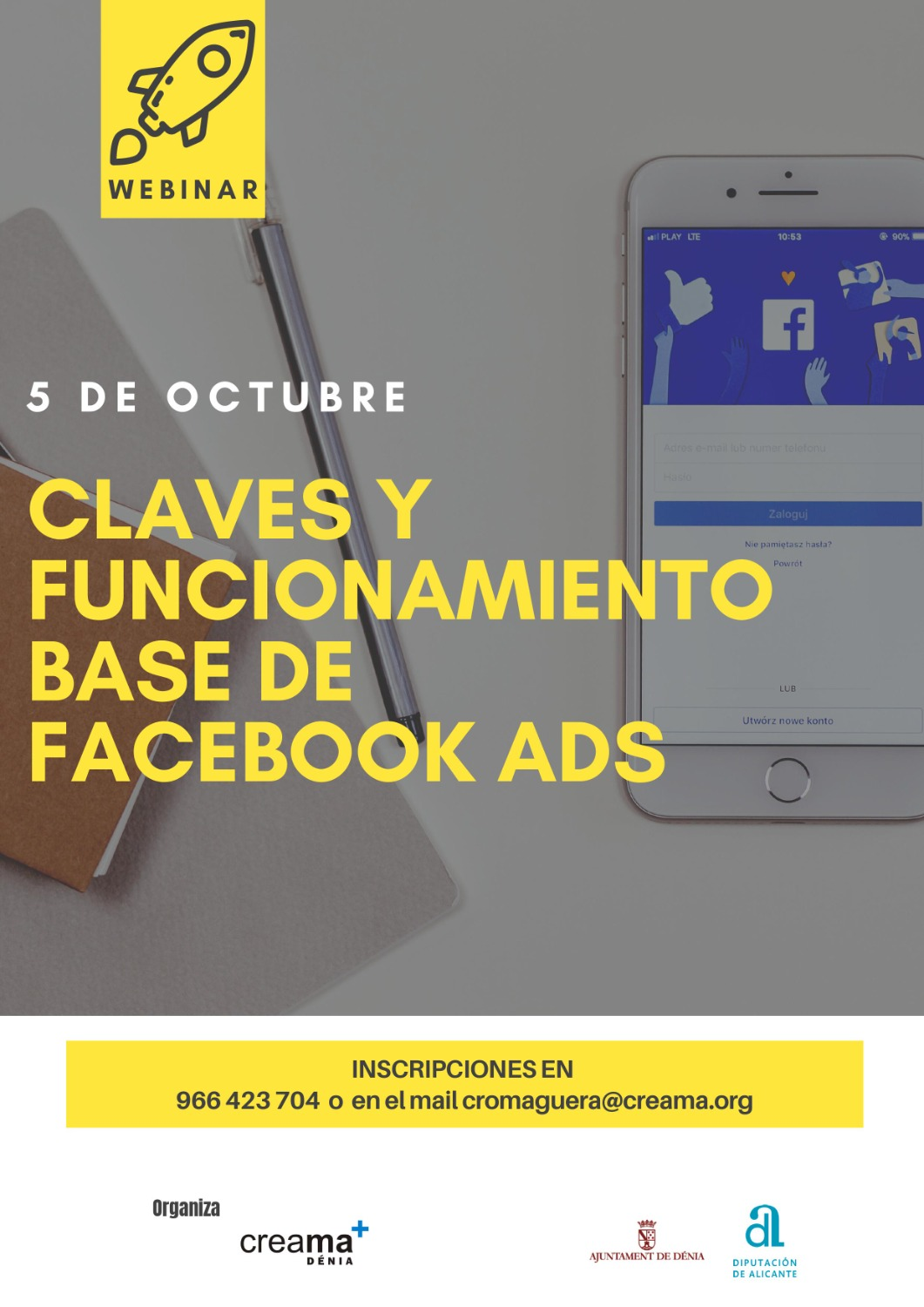 CLAVES Y FUNCIONAMIENTO BASE DE FACEBOOK ADS